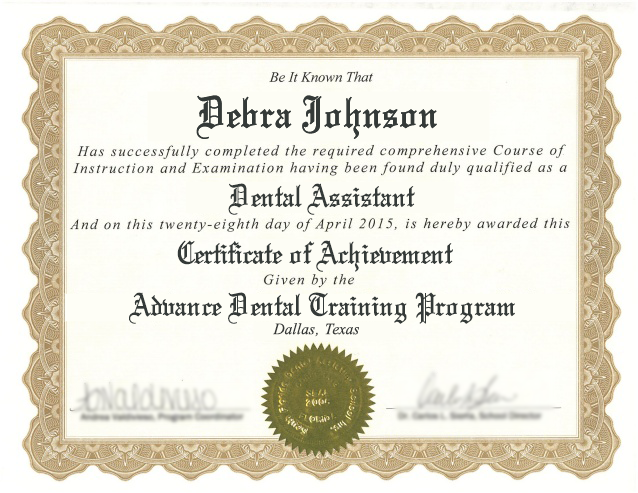 advanc-dental-assistantcertificate